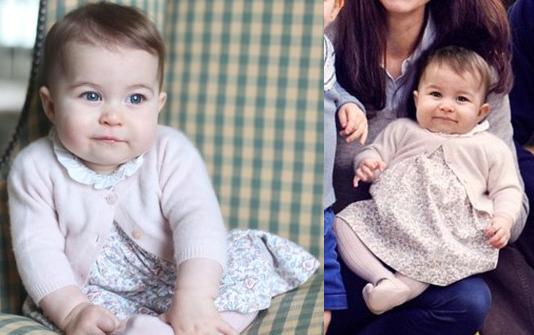 Charlotte outfit comparison