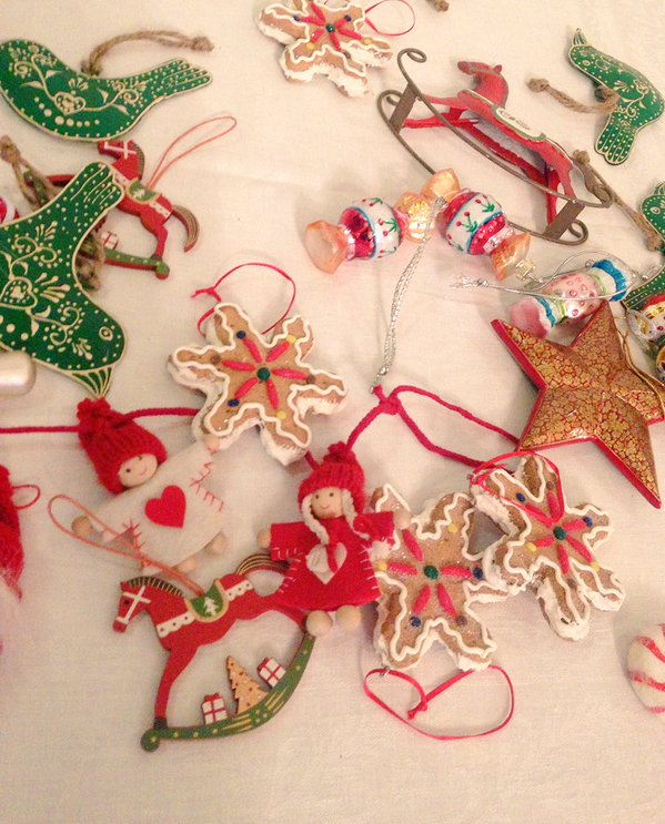 Christmas tree decorations 2015