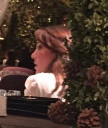 Kate at Clos Maggiore close up