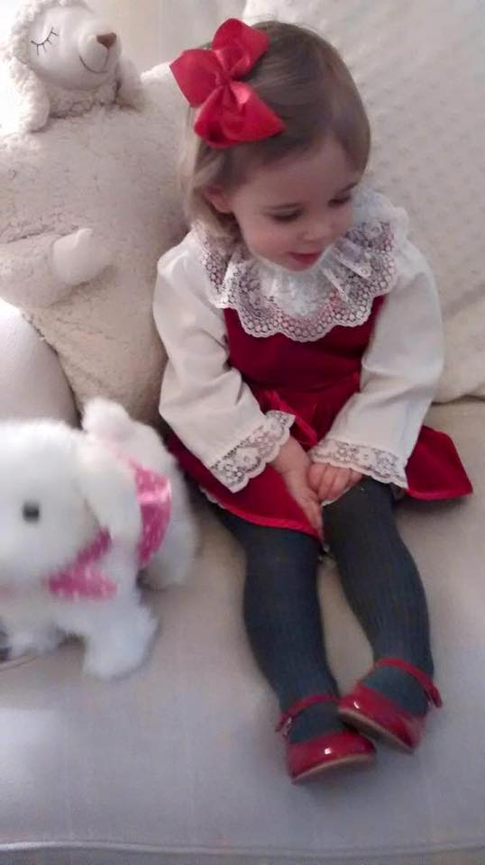 Princess Leonore Christmas 2015