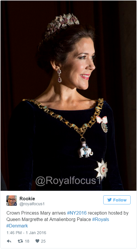 Crown Princess Mary NY reception 2016 1