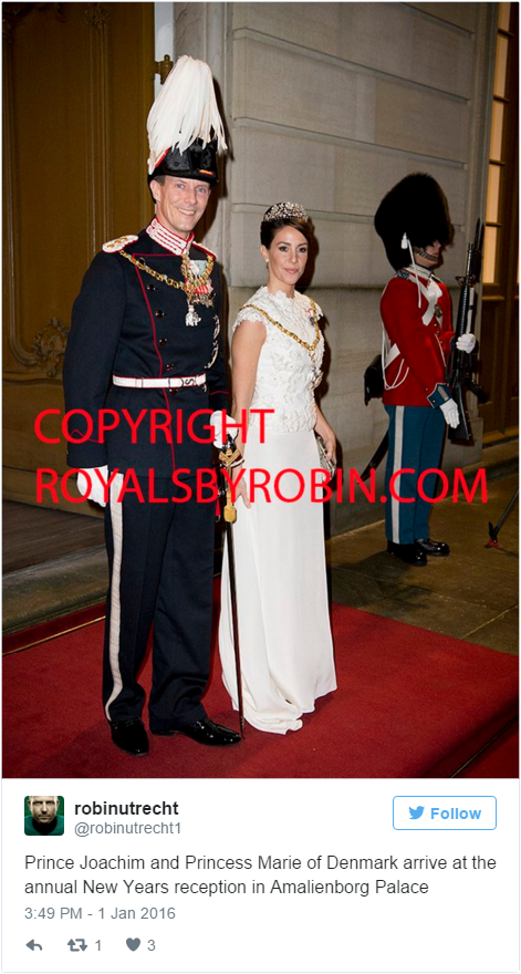 Princess Marie NY reception 2016
