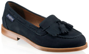 Russell & Bromley Chester tassel loafers