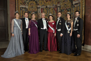 Swedish royal family December 2015