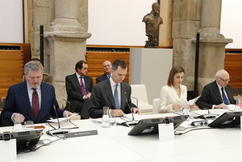 Letizia Prado Museum board meeting 2