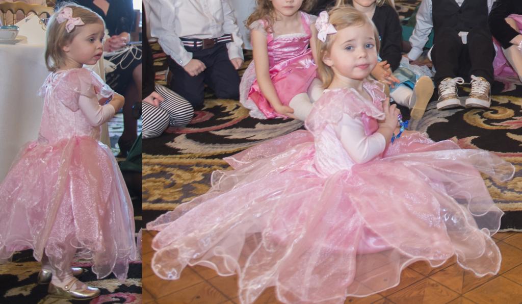 Princess Leonore fairytale party m