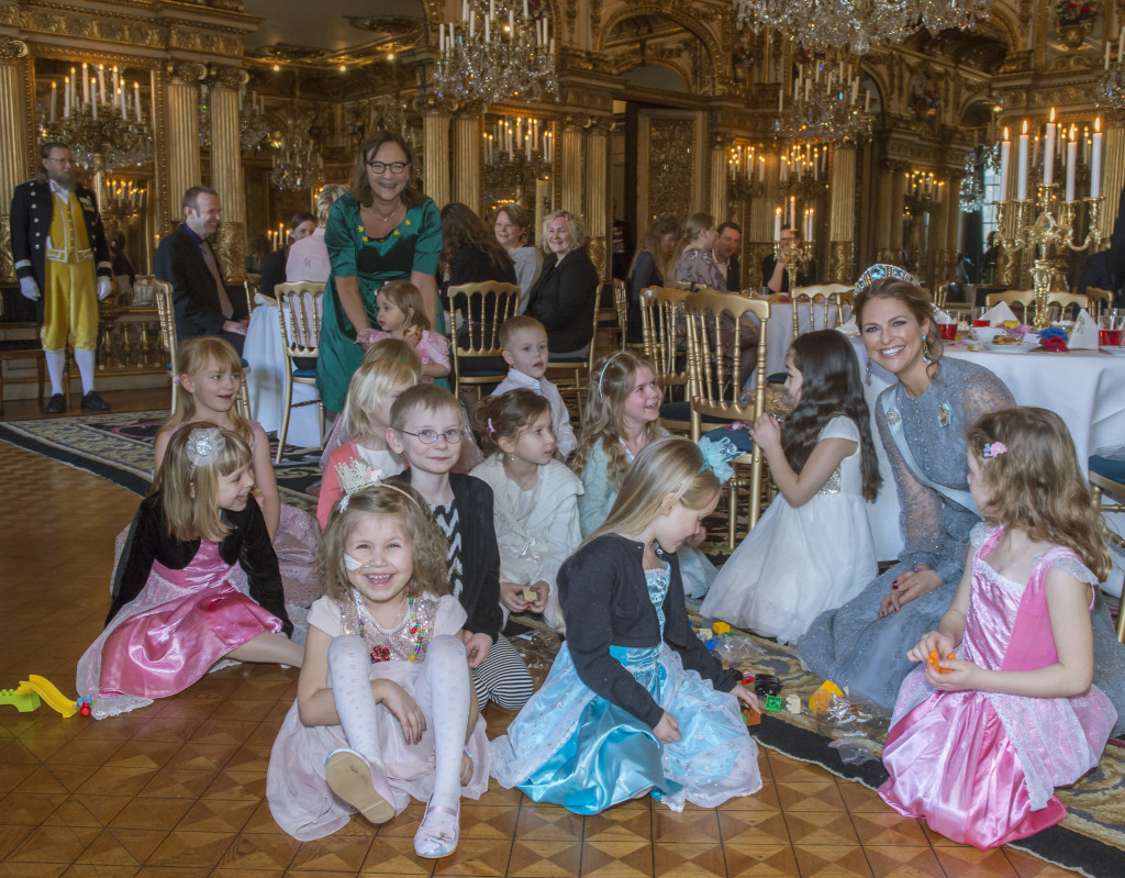 Princess Madeleine fairytale party 2
