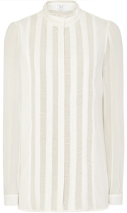 Reiss Vinnie High Neck Shirt