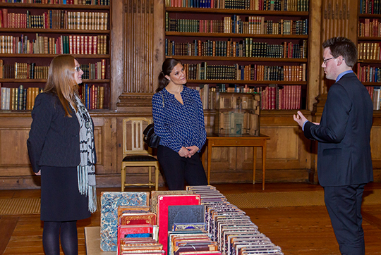 Victoria Bernadotte Library 2