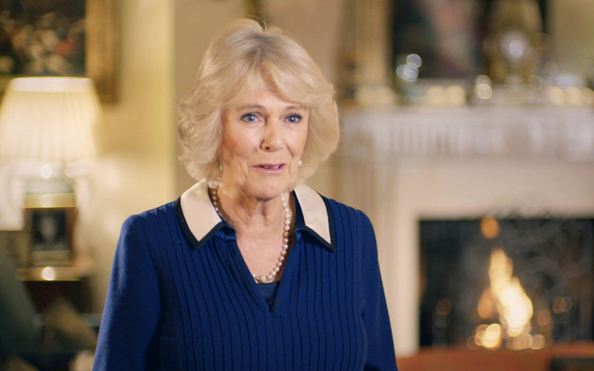 Camilla Our Queen at 90