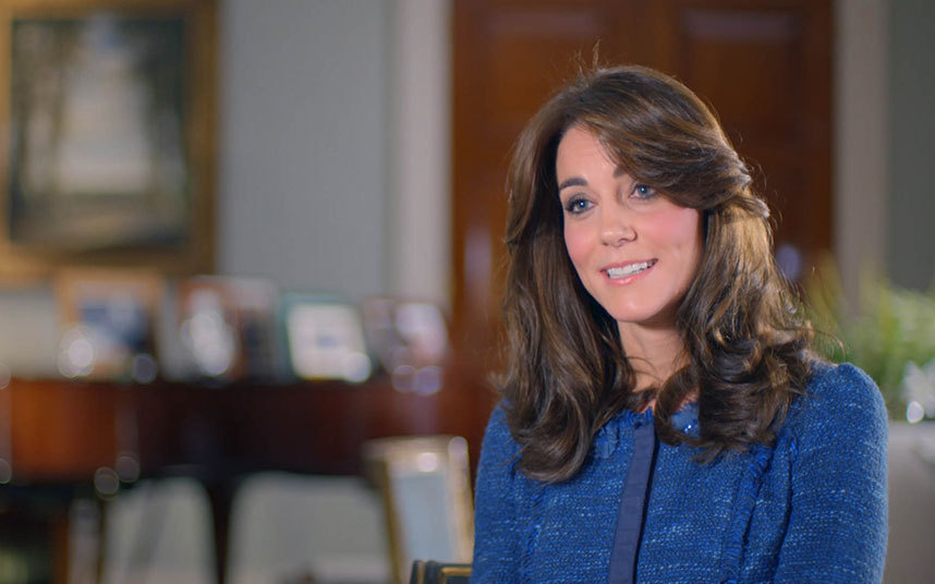 Kate Our Queen at 90 interview