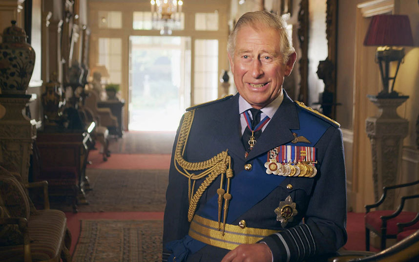 Prince Charles Our Queen at 90