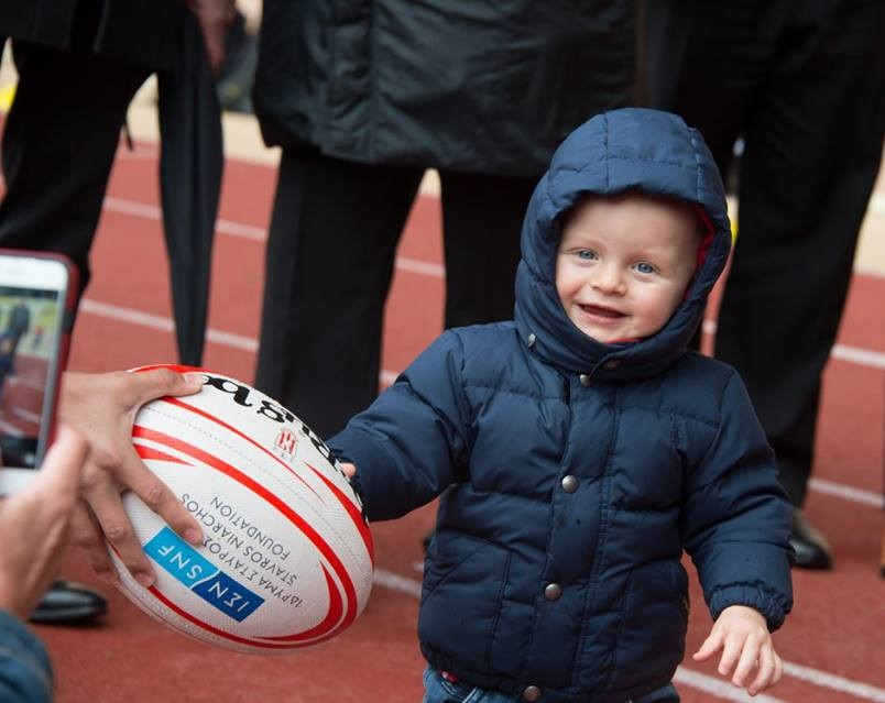Prince Jacques rugby