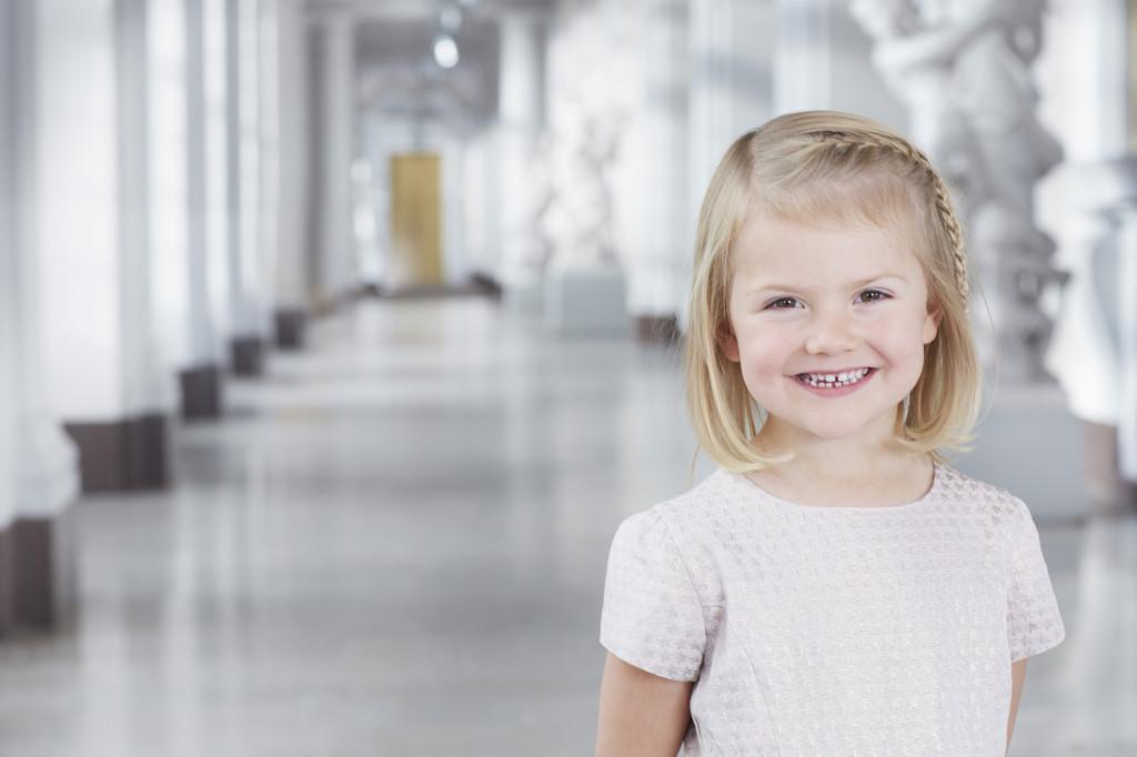 H.K.H. Prinsessan Estelle / HRH Princess Estelle Sweden