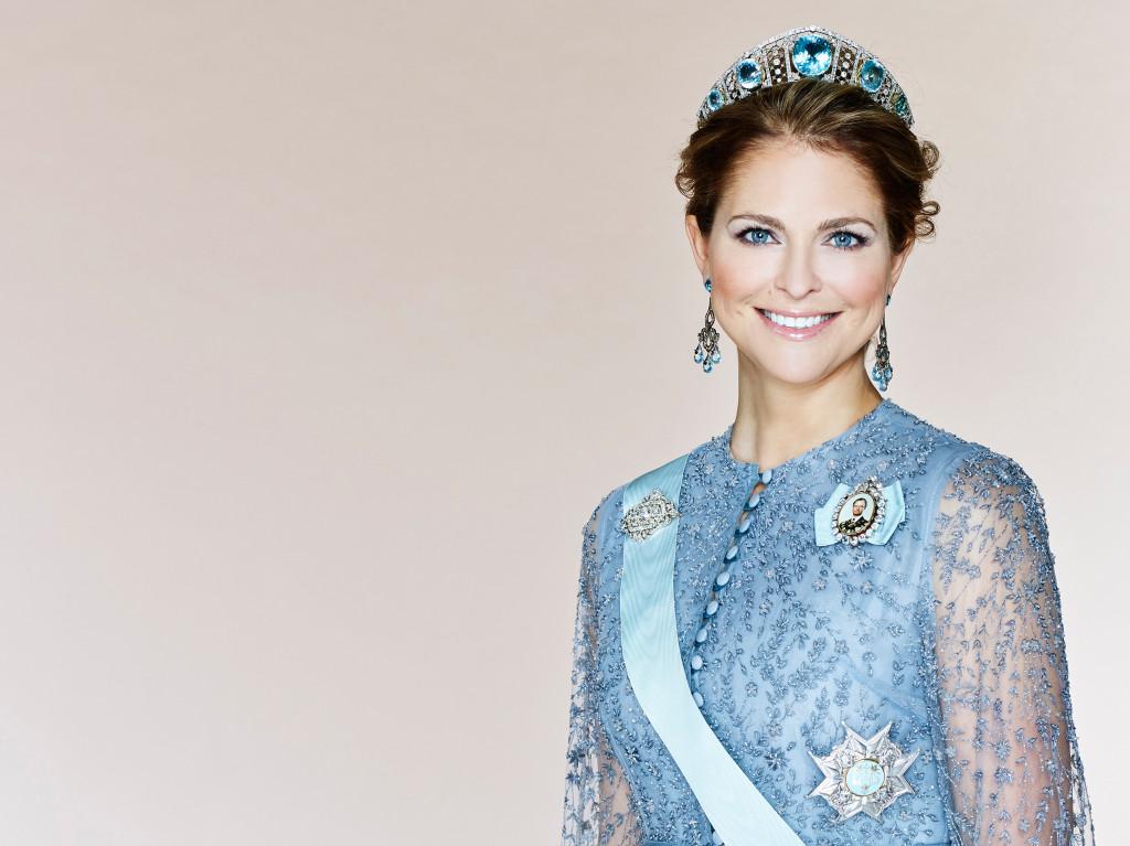 H.K.H. Prinsessan Madeleine / HRH Princess MadeleineSweden