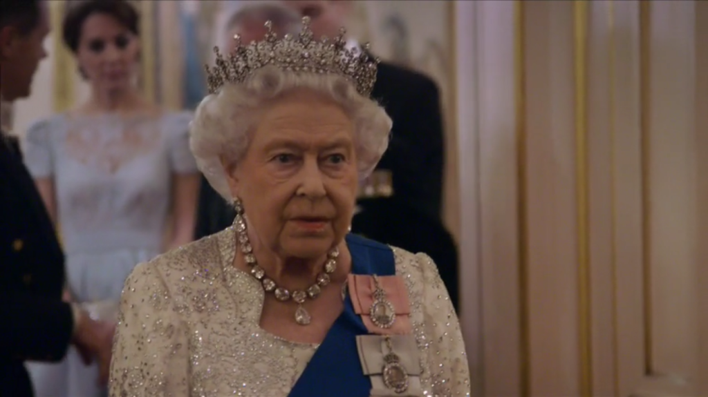 The Queen diplomatic reception 2015