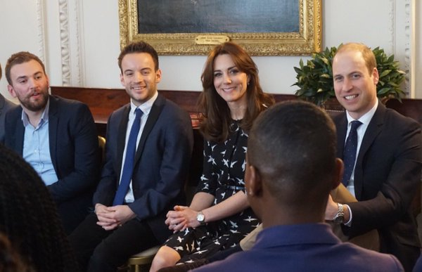 William and Kate mental health discussion