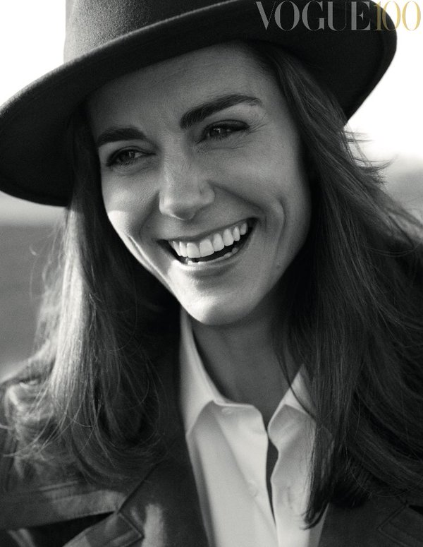 Kate Middleton covers Vogue 3
