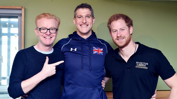 Prince Harry BBC Radio 1