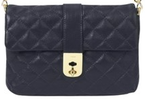 Jaeger Kate quilted leather shoulder bag