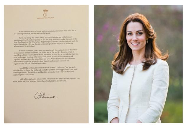 Kate's ICPCN letter