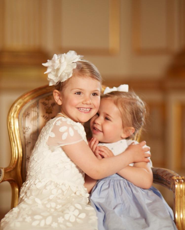 Princess Estelle and Princess Leonore May 2016 2