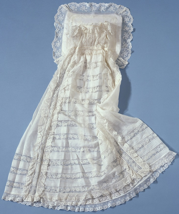 Swedish Christening Gown