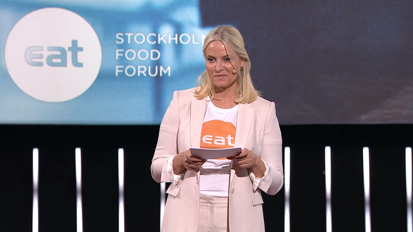 Crown Princess Mette-Marit EAT speech