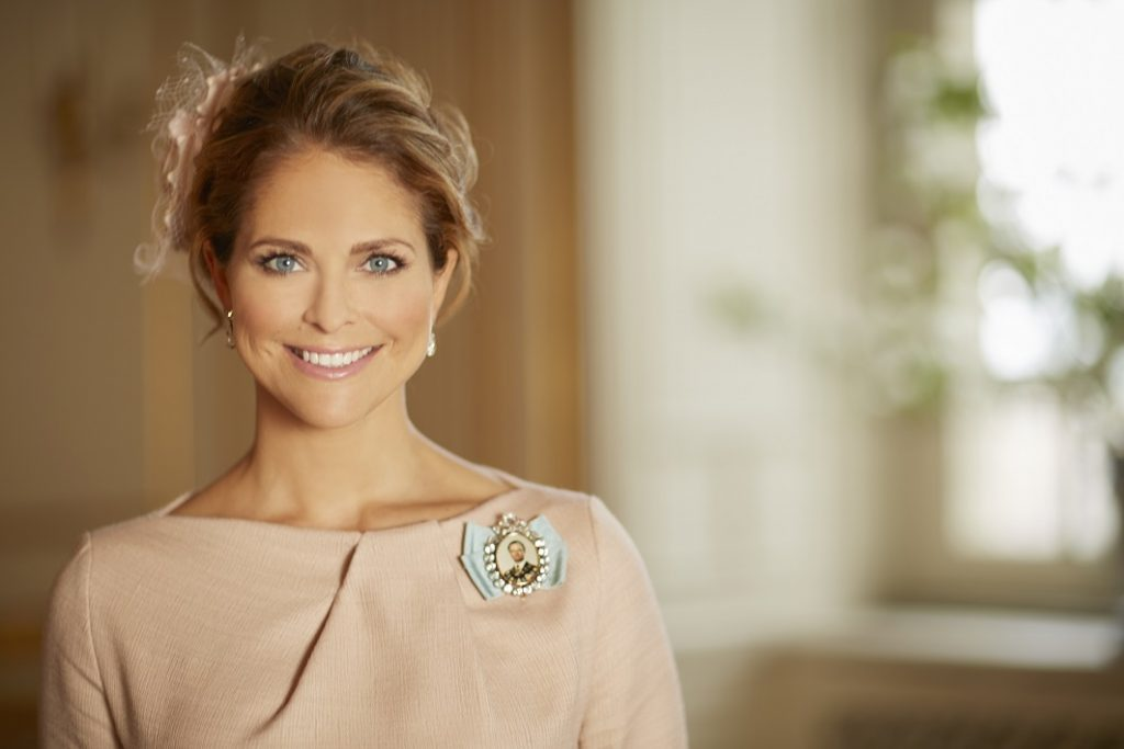 Princess Madeleine 34th birthday photo