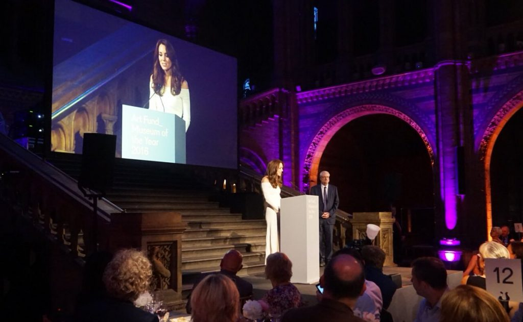 Kate Middleton Museum of the Year Award