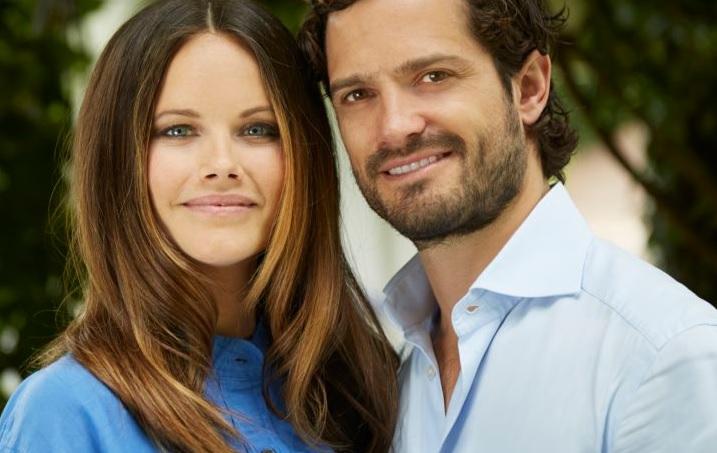 Carl Philip and Sofia Prince Couple Foundation photo