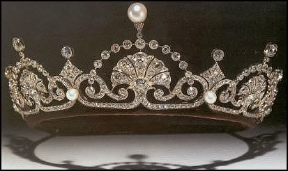 Lotus Flower Tiara