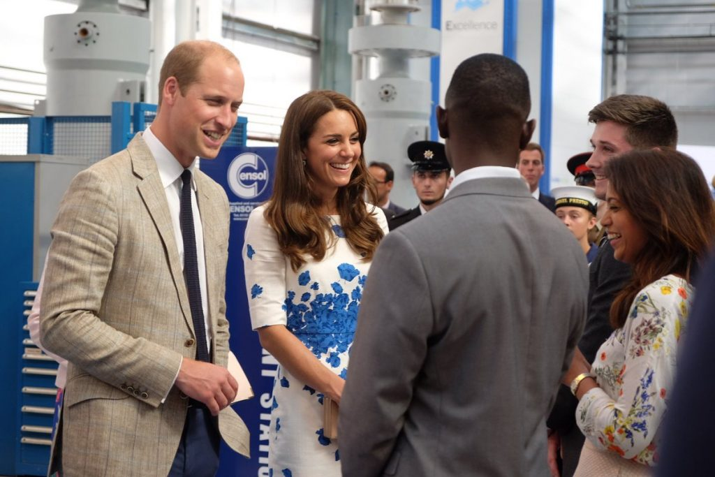 William and Kate Hayward Tyler 1