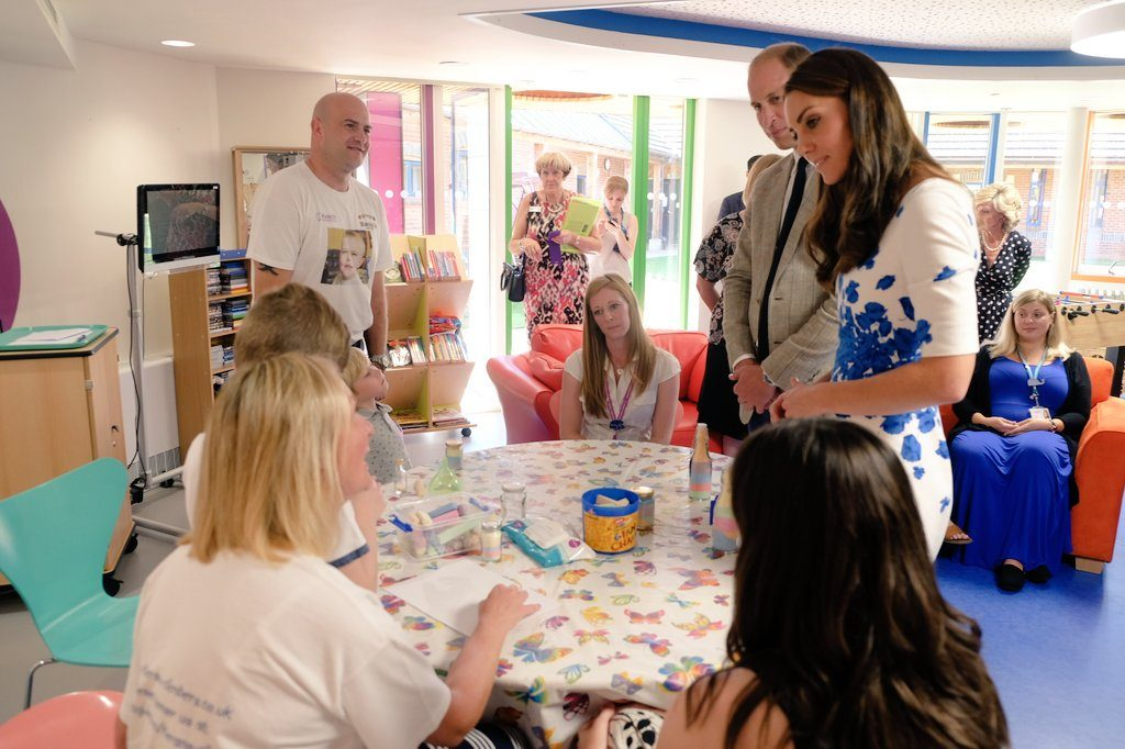 William and Kate Keech Hospice 2