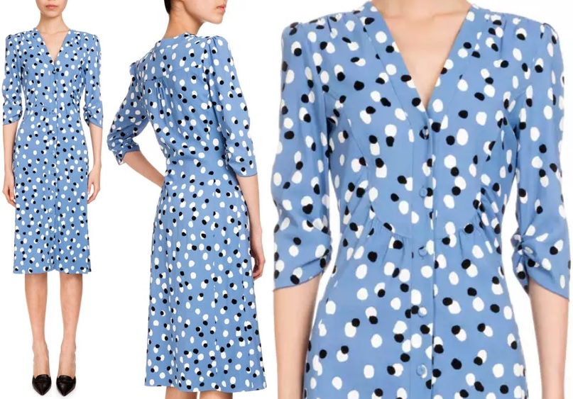 altuzarra-aimee-polka-dot-button-front-dress