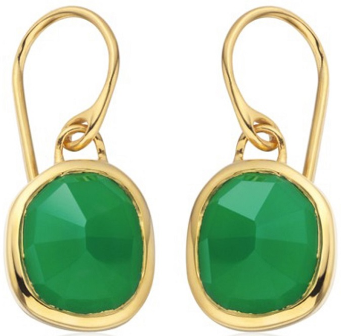 monica-vinader-siren-wire-earrings-in-green-onyx