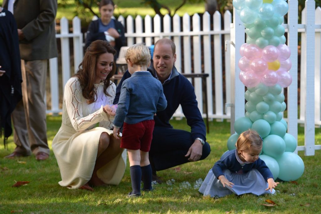 princess-charlotte-plays-with-a-leaf