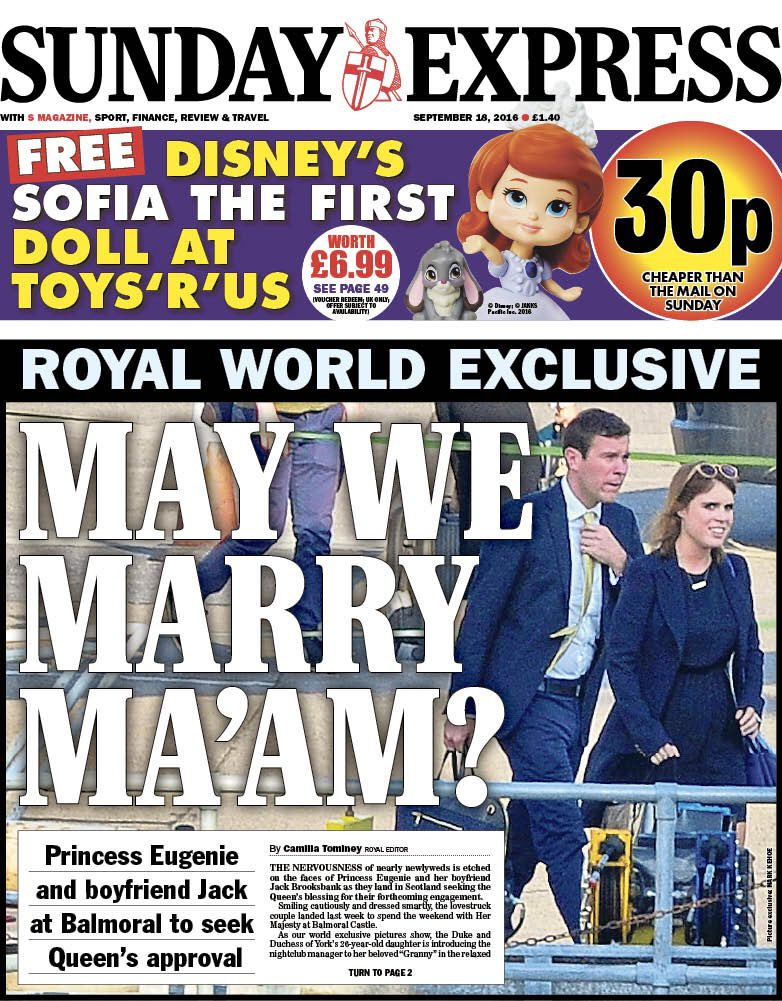 princess-eugenie-at-balmoral-sunday-express