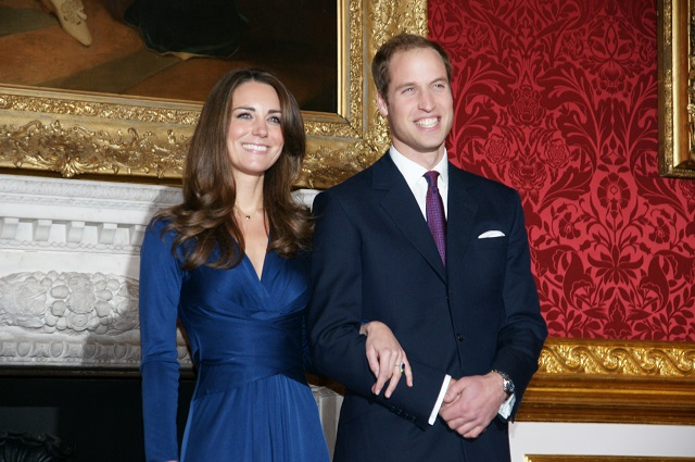 Prince William and Kate Middleton engagement announcement