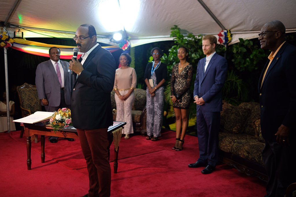harry-at-reception-in-antigua-caribbean-tour-day-2