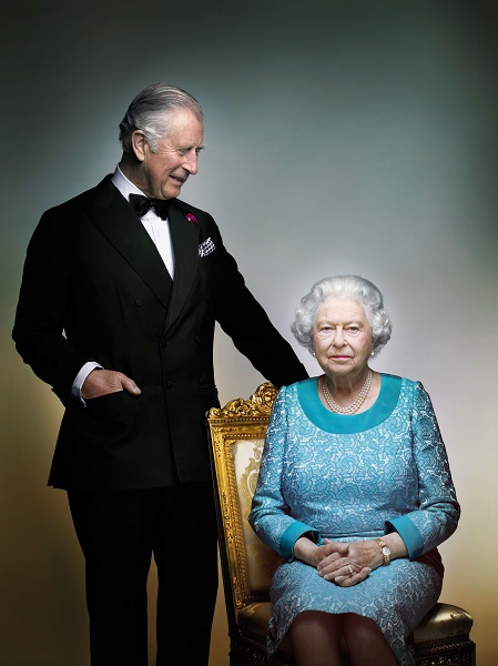 Queen Elizabeth II and Prince of Wales