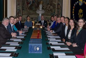 victoria-information-cabinet-meeting