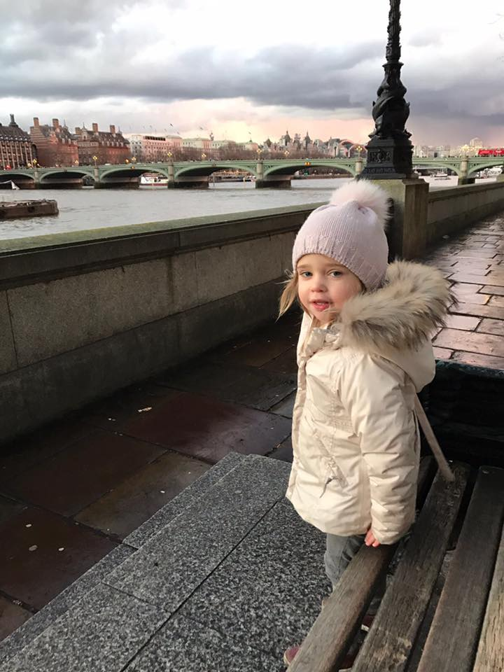 Leonore in London Feb 2017