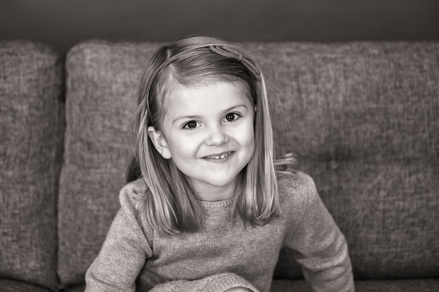 Princess Estelle 5th Birthday