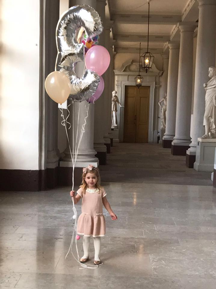 Princess Leonore 3rd Birthday 3