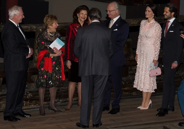 Sofia Canada-Sweden State Visit 2017 Day 2