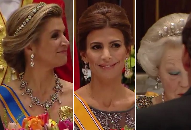 Queen Maxima Argentine State Visit March 2017