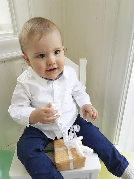 Prince Alexander 1st Birthday