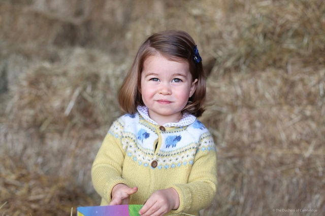 Princess Charlotte 2nd birthday s