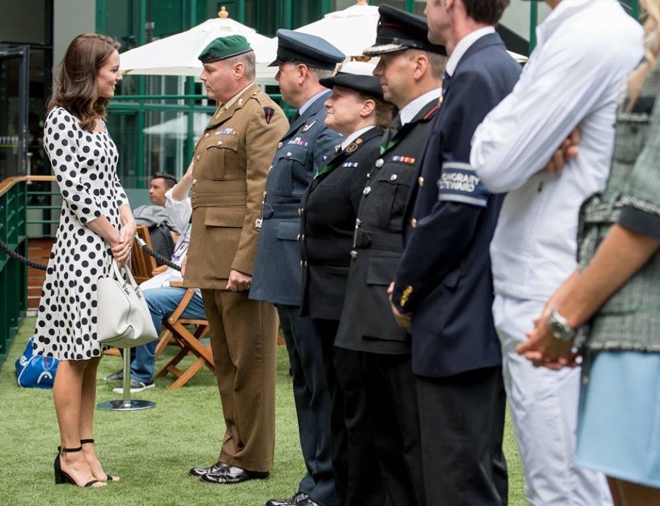 Kate at Wimbledon July 3 2017 3